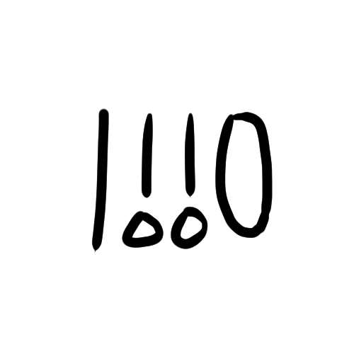 「い」の龍体文字