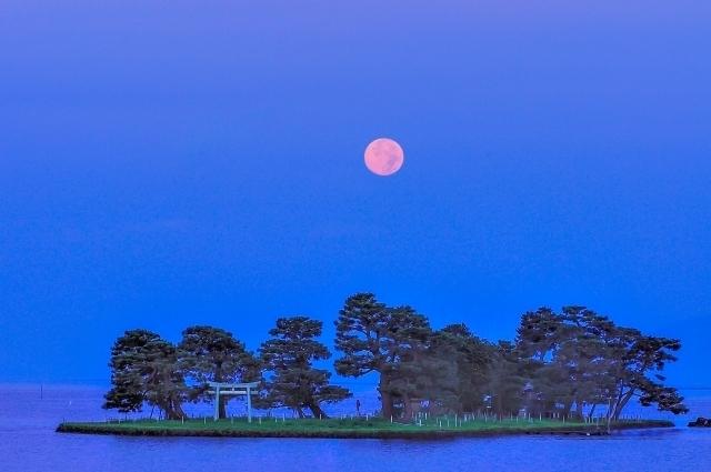 「月(ムーン)」は、人間の潜在意識や能力といったものを表す