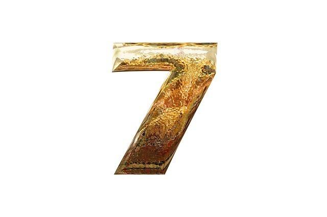 チャリオットは数字の「7」