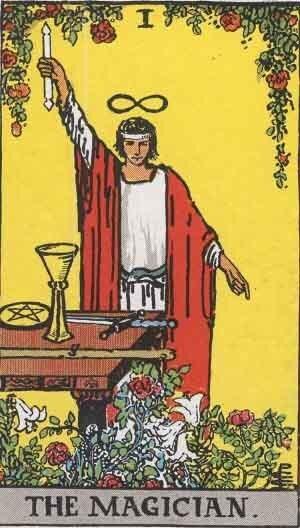 タロットカード 魔術師