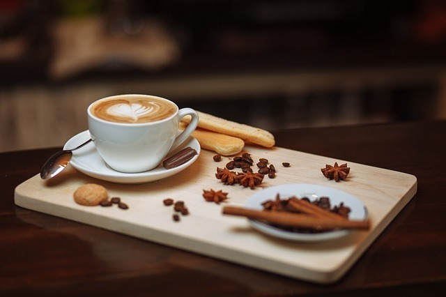 コーヒーとスパイス