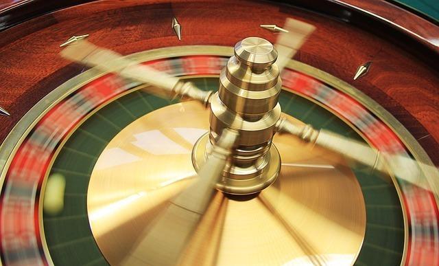 カジノの写真