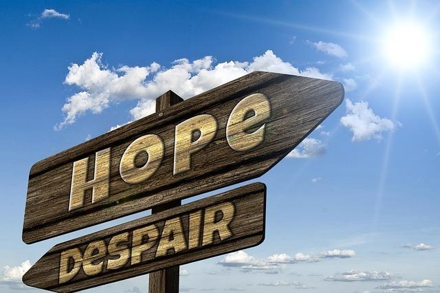 希望の道しるべ