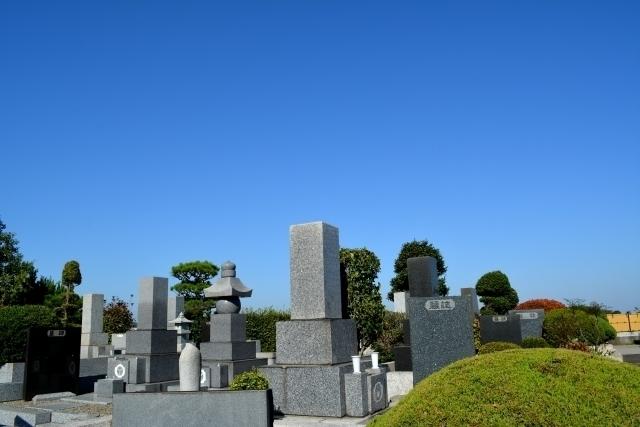 墓石 写真AC