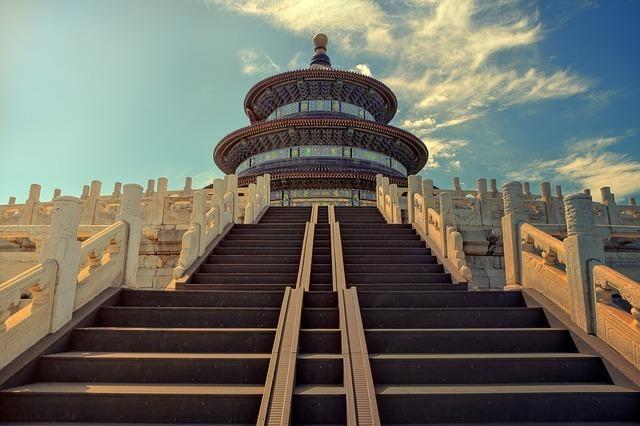 中国の歴史的建造物
