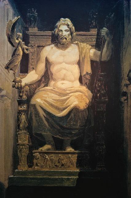 最高神ゼウス