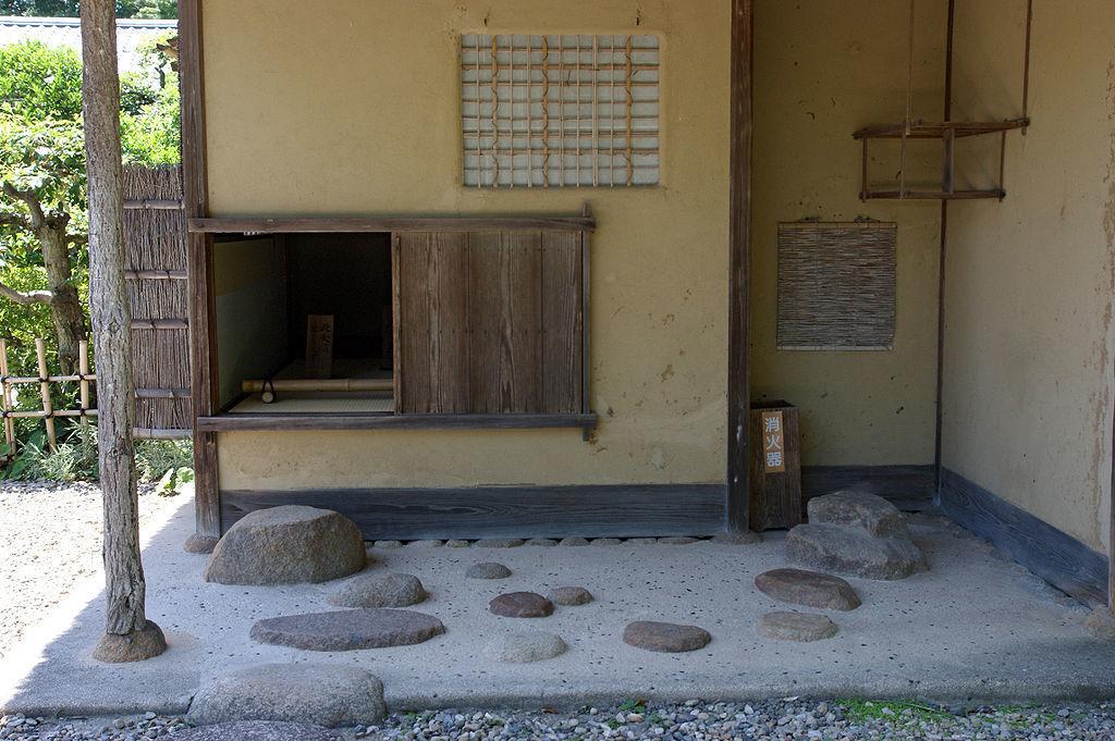 千利休の茶室