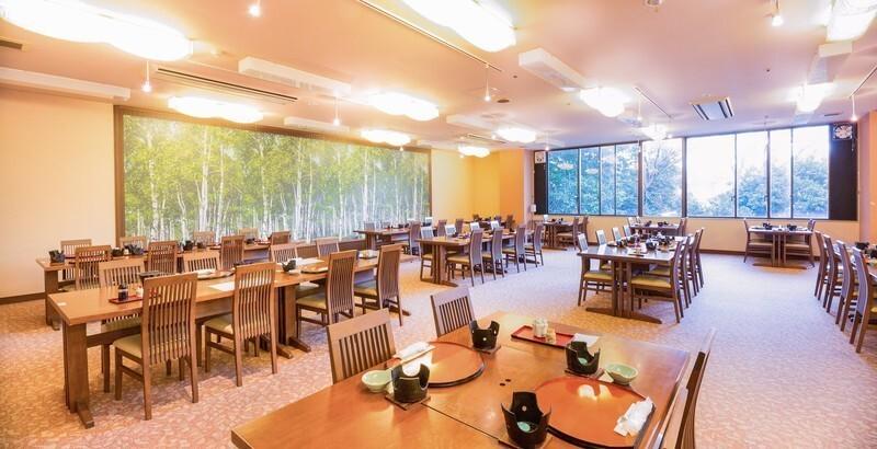 食事会の会場