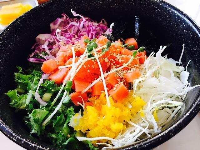 洋風のちらし寿司