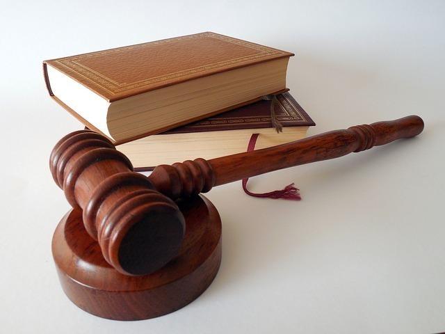 裁判の小道具