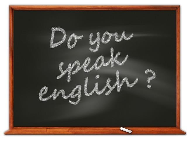 英語を話せますか?
