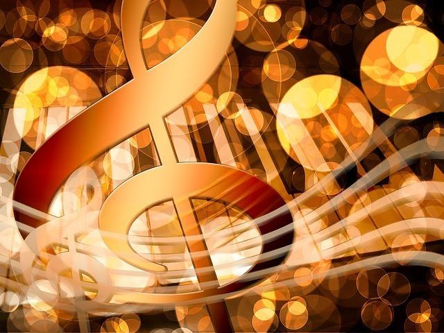 美しい音楽のイメージ