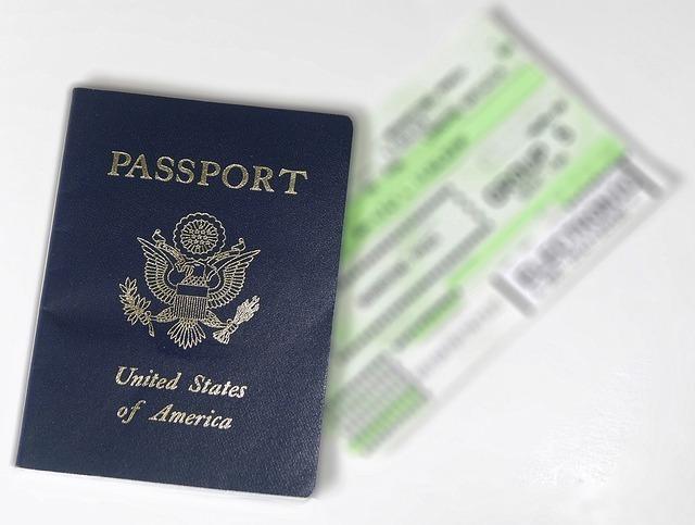アメリカのパスポート