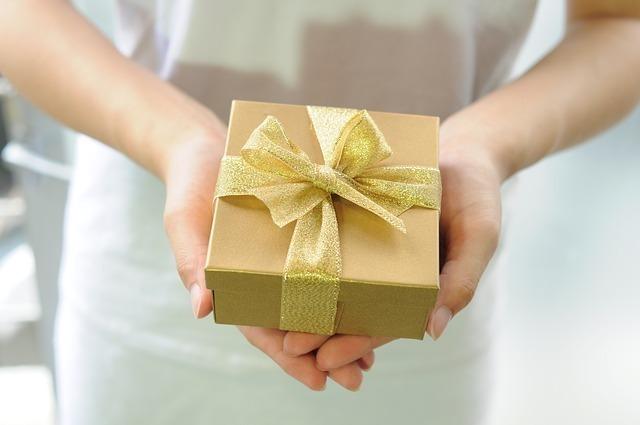 ホワイトデーに贈るプレゼント