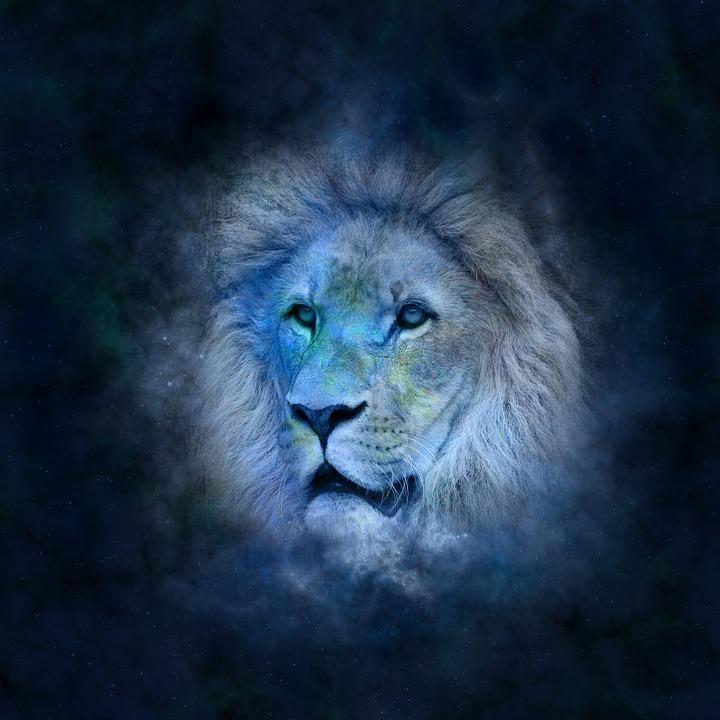 獅子座の図