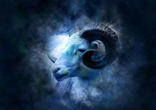 羊を象徴する牡羊座