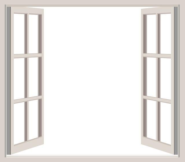 開かれた扉