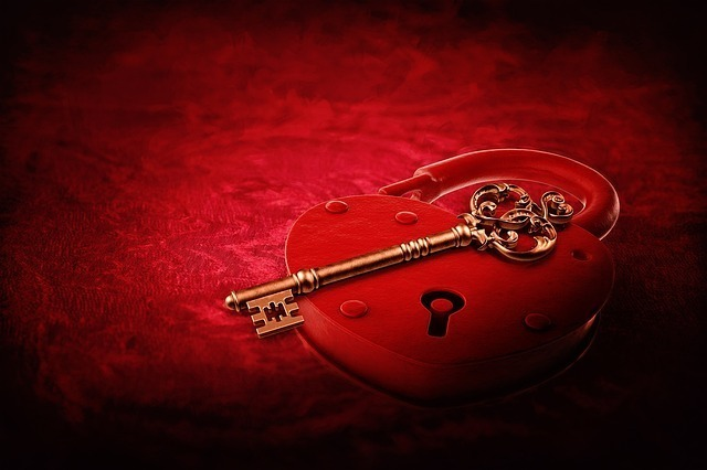 情熱の扉を開ける鍵