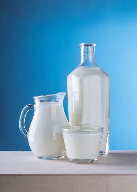 消費期限切れの乳製品