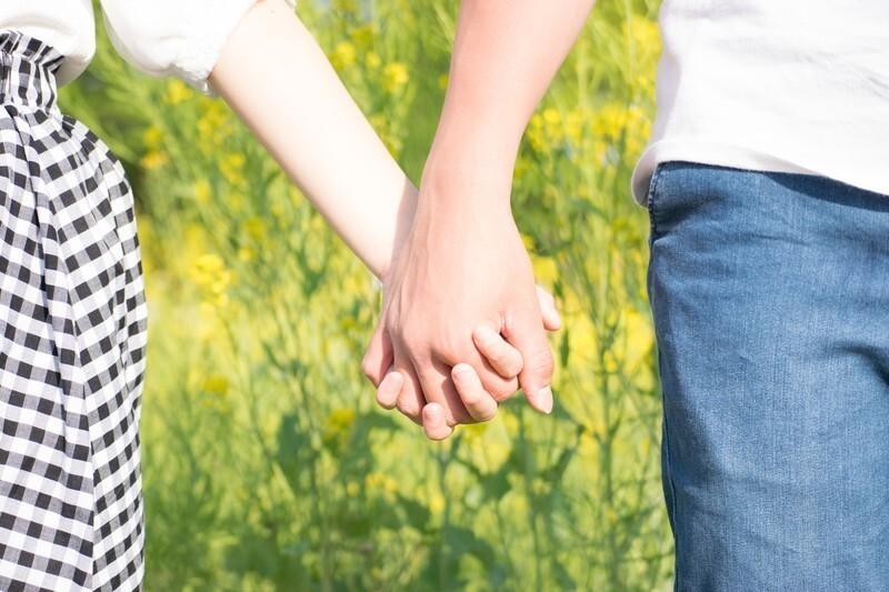 乙女座A型の男性は、誠実で恋人に一途