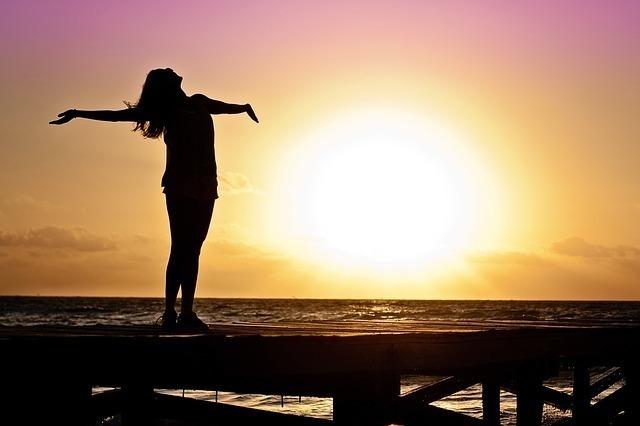 蟹座でO型女性の性格⑴ : 快活で太陽の様な性格
