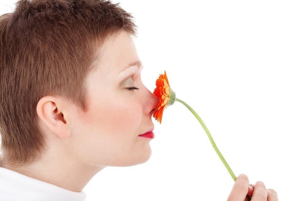 鼻呼吸を意識する!