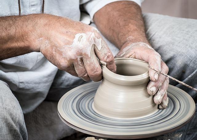 粘土として利用する