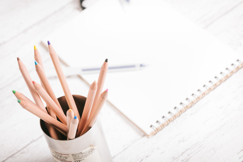 鉛筆は筆圧の強弱で選ぶのがオススメ!
