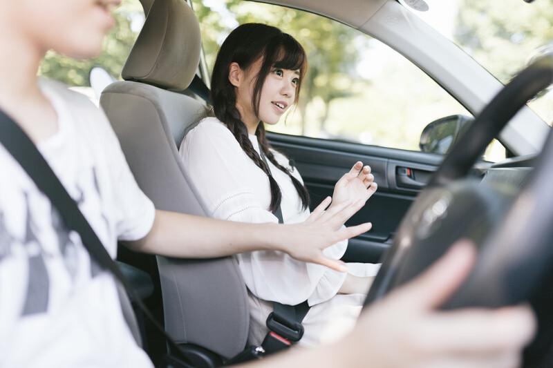 交通事故の増加