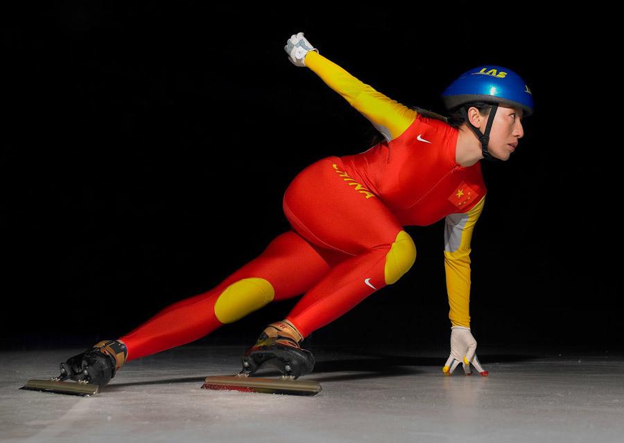 ショートトラックスピードスケート競技のトラック1周は何mか?