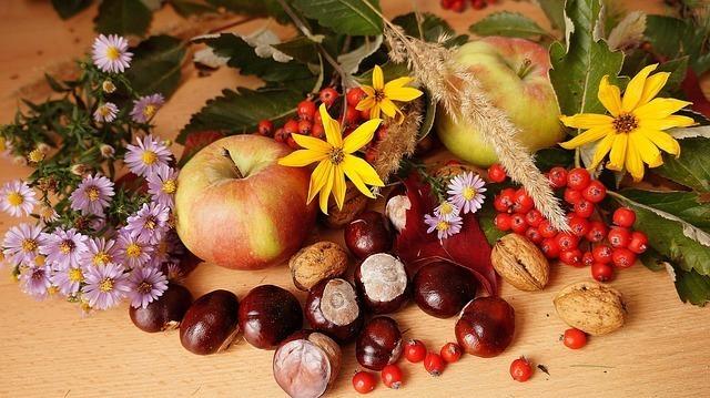 秋の風物詩(あきのもの)で連想する食べ物
