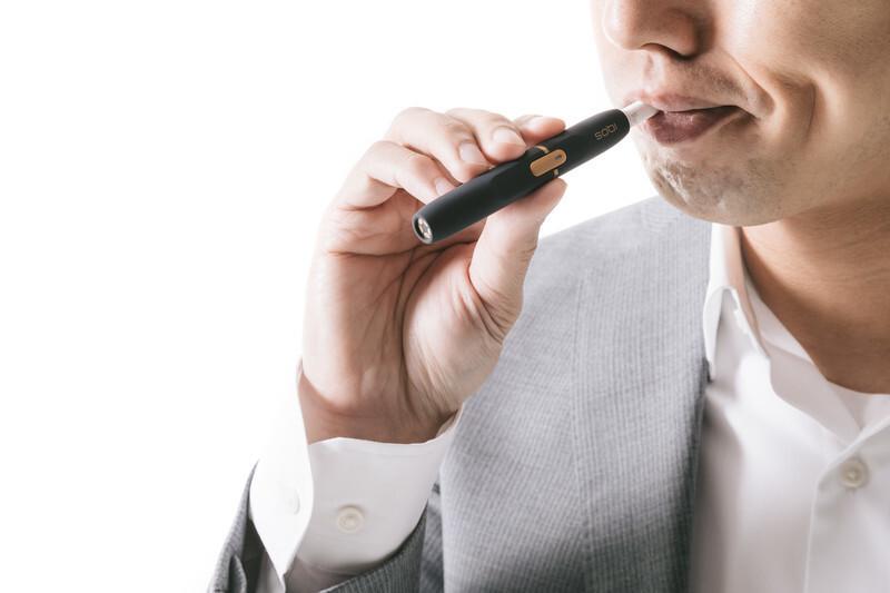 加熱式タバコでもシケモクを吸うことはできる?