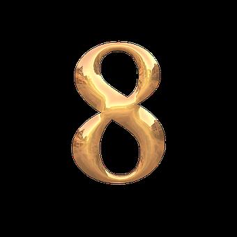 【8】のエンジェルナンバーの意味
