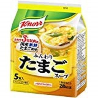 3:インスタントスープ