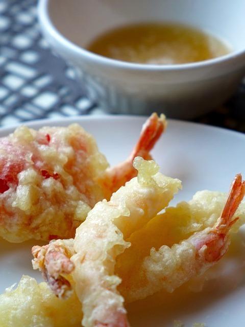 「日本といえば」で連想できる食べ物3位:天ぷら