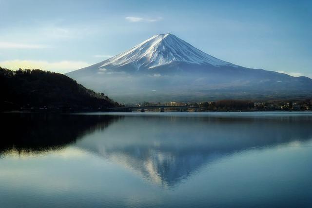 「日本といえば」で連想できる名所1位:静岡県・山梨県 富士山