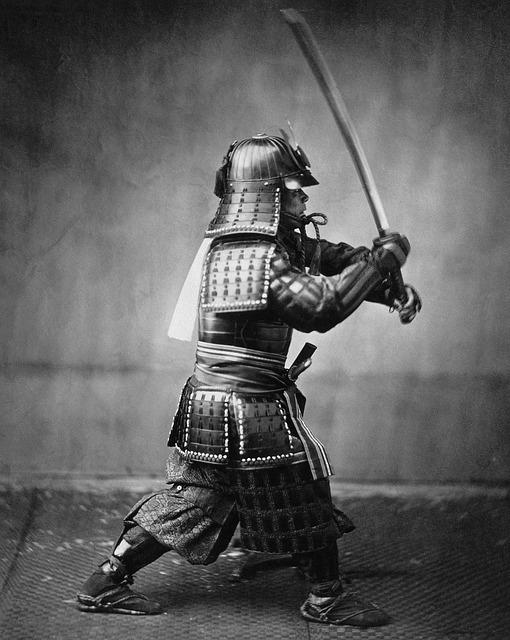 「日本といえば」で連想できる文化2位:侍/くノ一
