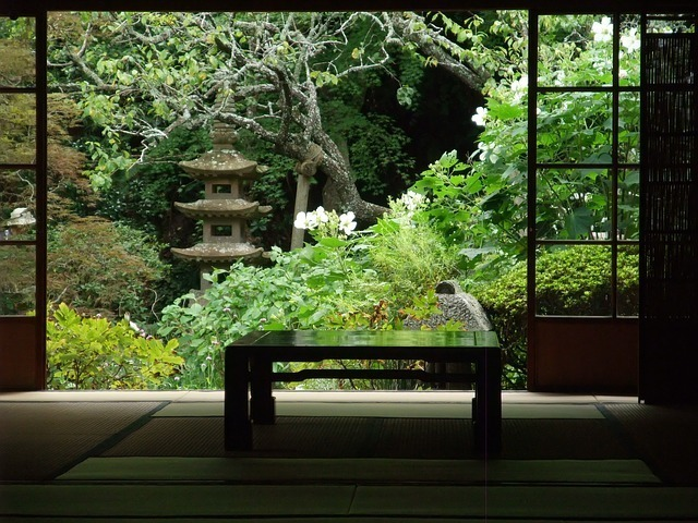 「日本といえば」で連想できる文化第3位:日本庭園