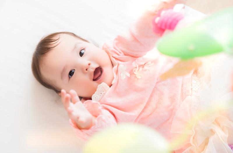3:子宝に恵まれる