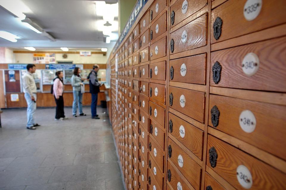 集荷時間に間に合わないときは郵便局の窓口へ
