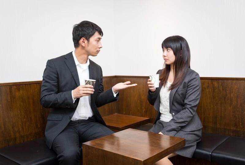 目上の人や上司に使うならどっちが良いの?