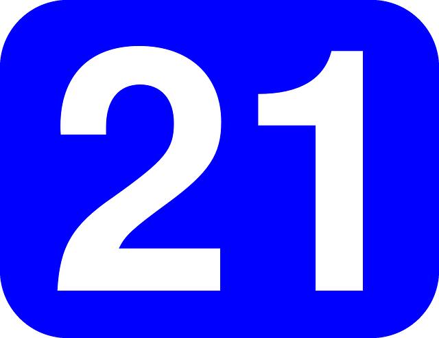 エンジェルナンバー21の意味
