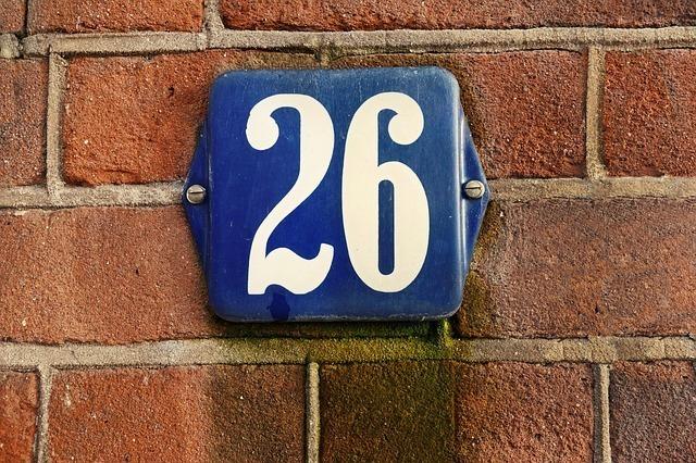 エンジェルナンバー26を見かけるとき
