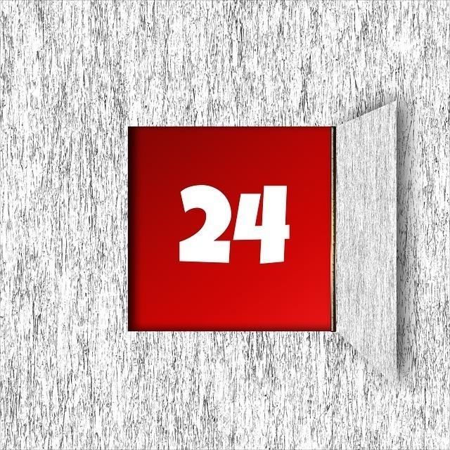 エンジェルナンバー24を見かけるとき