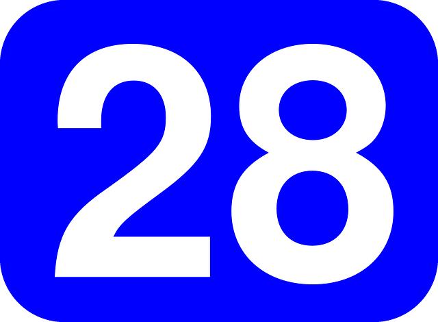 エンジェルナンバー28の意味