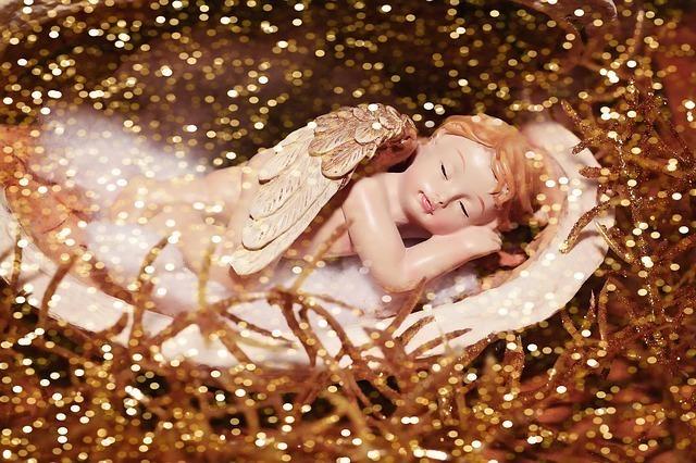 豊かさをもたらす天使があなたについています。将来について経済的な心配はいりません