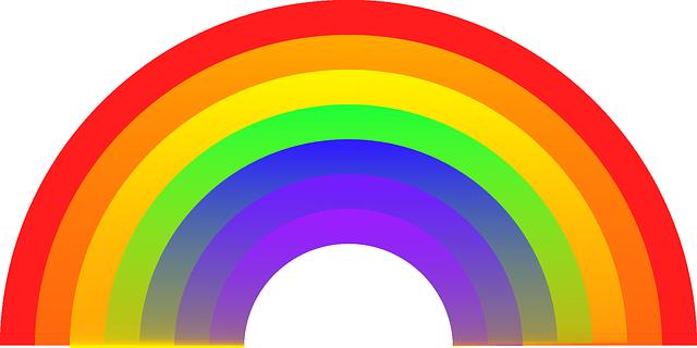 二重虹が発生する原理