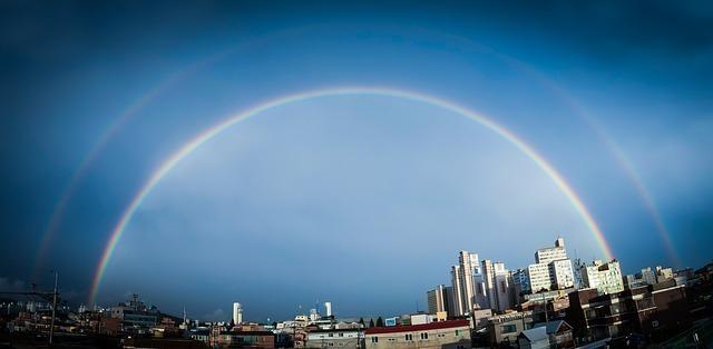 二重虹の意味