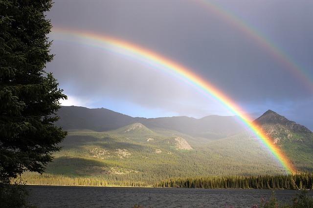 二重虹を見たらやりたい二重虹のジンクス