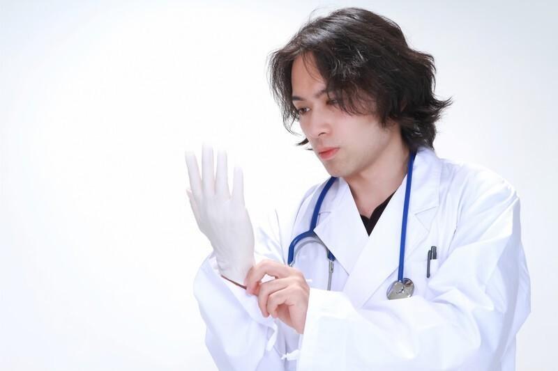 手術で除去する